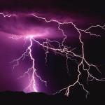 Как красиво сфотографировать молнию ночью?
