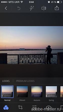 фотошоп для айфона