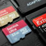 Какую карту памяти (флешку) купить для фотоаппарата?