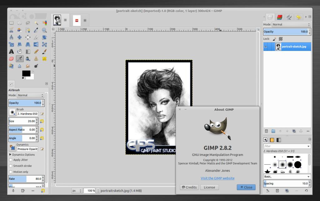 GIMP-Design-Tool