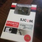Первый взгляд на экшен-камеру SJCAM SJ4000