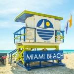 Поездка в солнечное Майами. Поломка и полиция США