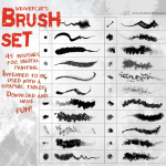 Кисти Velvetcat's Brush Set