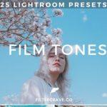 25 пресетов пленки для Lightroom