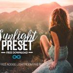 Солнечные пресеты для Lightroom / Бесплатно