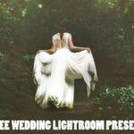 5 бесплатных свадебных пресетов для Lightroom
