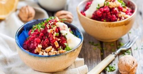 10 интересных салатов из свёклы для тех, кому надоели шуба и винегрет - Все Для Женщины (ВДЖ)