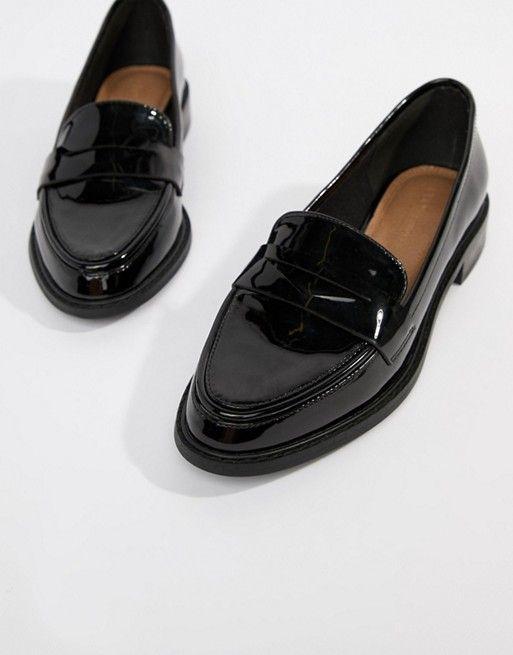 ASOS DESIGN   ASOS DESIGN Mantra loafer flat shoes