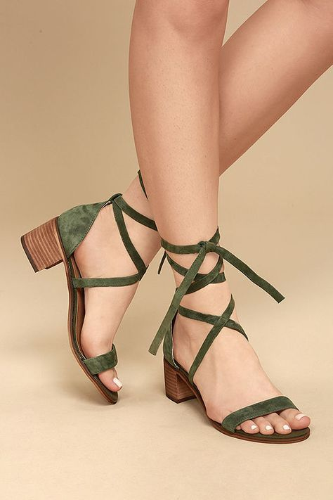 41 Summer Sandals To Add To Your Wardrobe #heels #shoes #sandalsheels #zapatos