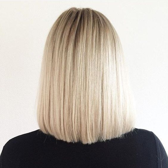 Hair Ideas Archives: 20 Amazing Blunt Bob Hairstyles for 2017 - Hottest...