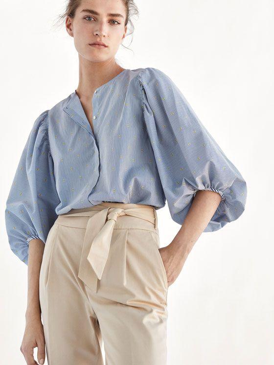 Shirts & Blouses - WOMEN - Massimo Dutti - United States of America