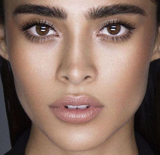 Bold Brows Natural Makeup 74