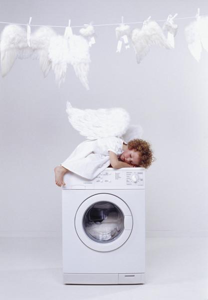 Фото №2 - 15 ошибок при стирке, которые убивают машинку, одежду и здоровье