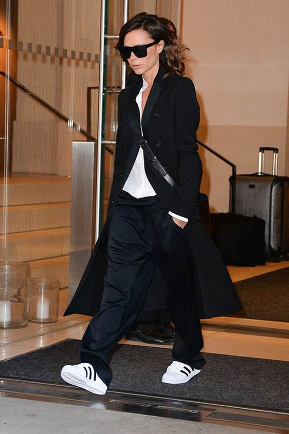 We chart the best off-duty style moments from pop star turned fashion industry maven Victoria Beckham.