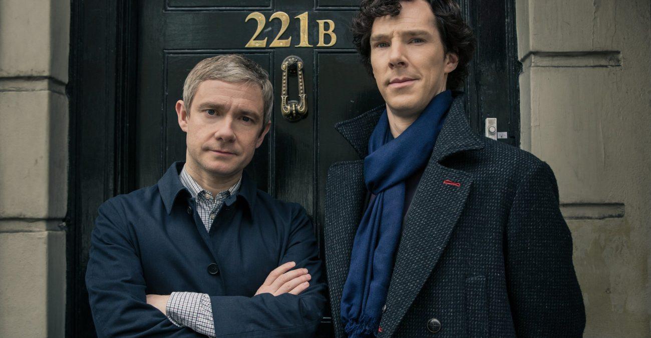 Как изменились актёры сериала «Шерлок» | sm-news.ru
