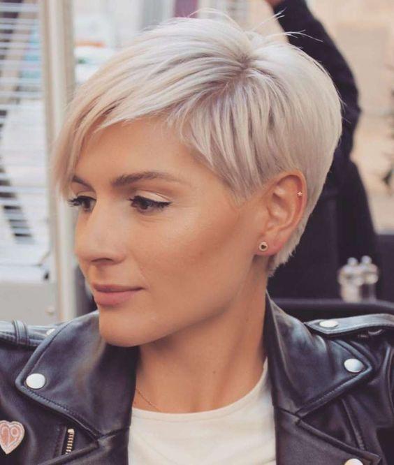 Short Hairstyles Irina Games - 7 | Fashion and Women