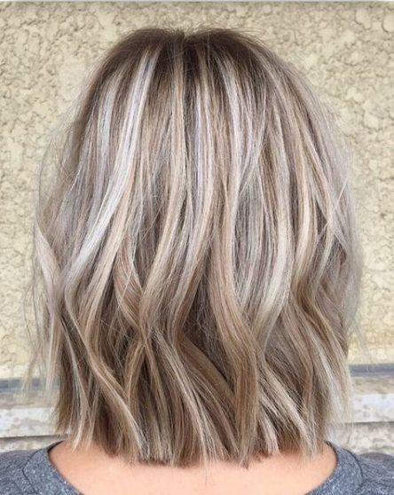 Super Hair Gray Blonde Dyes 18+ Ideas #hair