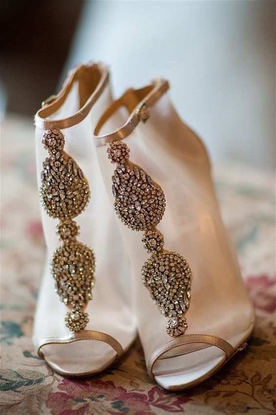 Featured Photographer:Elle Jae Photo; wedding shoes idea