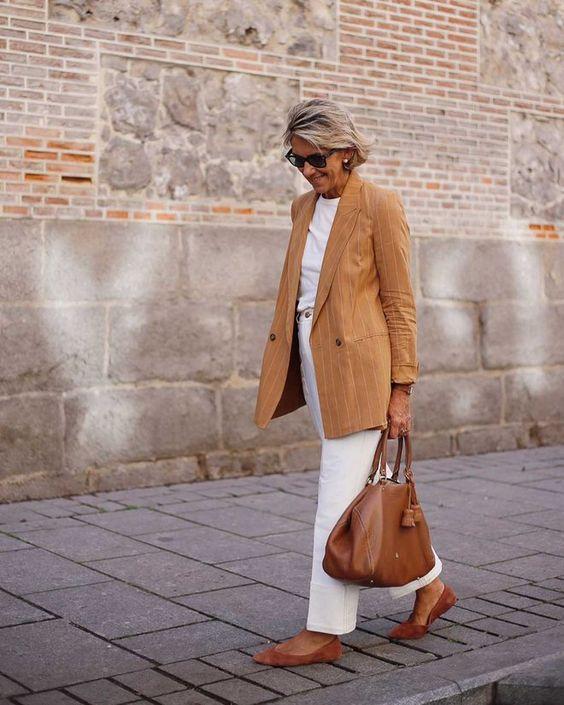 Уличная мода: 5 модных блогеров старше 50-ти лет в Instagram