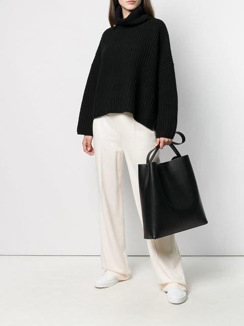 Aesther Ekme shoulder strap shopper bag $503 - Buy SS19 Online - Fast Global Delivery, Price