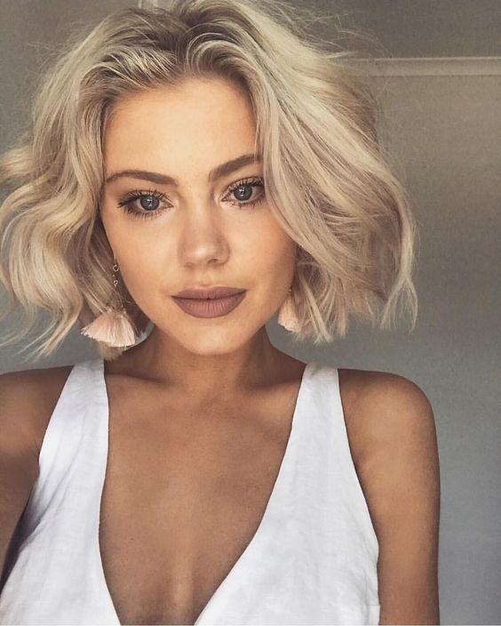 27 стильных моделей причёсок на лето-весну 2018 — FASHION & LIFE Женский журнал