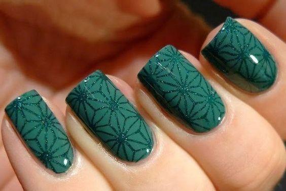 Зелёный#принт