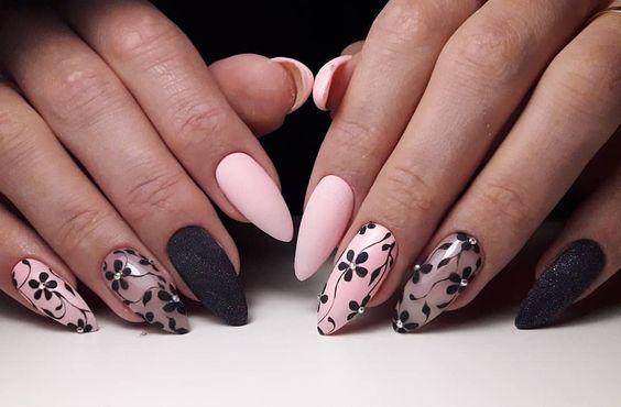 ?? #manicure #nails #nailart #naildesign #design #nail #easy #gelnails #маникюр #дизайнногтей #дизайн #ногти #красивыеногти #ногтилук…