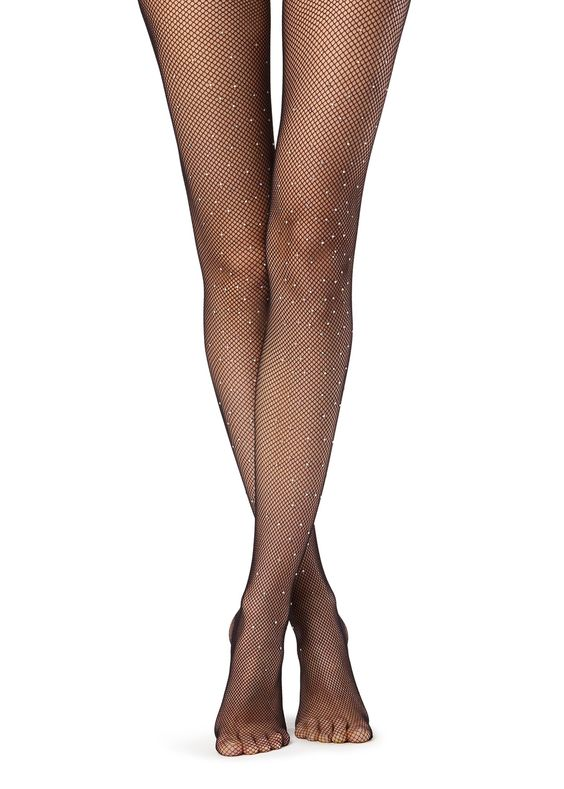Buy Fishnet Tights with Crystal Embellishment on our official Calzedonia website. Experience our long history of tradition and quality.