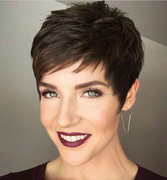Стрижка Пикси новинки 2019   HAIR FRESH