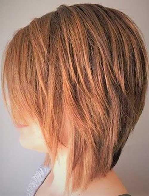 20 Best Short Choppy Hair for Ladies - Wass Sell #shorthairstyles #shorthairstylesforwomen #shorthaircut