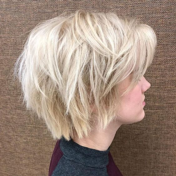 60 Short Shag Hairstyles That You Simply Can't Miss #hairstyles #Shag #short #simply