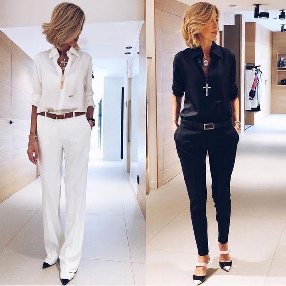 White or black? @susirejano ?via @be__classy__ ?☑️ . .… - #beclassy #Black #susirejano #White