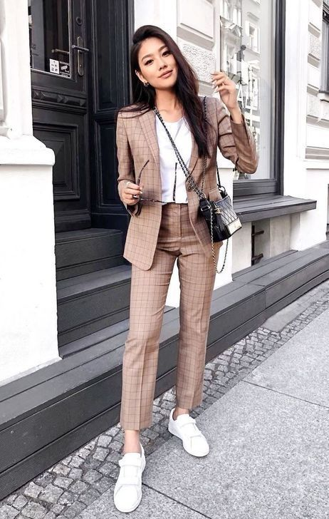 99 Trendy Spring Work Outfits Ideas To Achieve A Career -