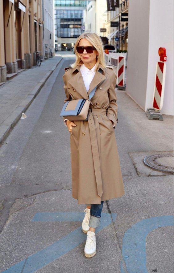 Warum mag Bibi Horst das Label Celine so gerne?   Stilexperte für Styling und Anti-Aging 45+ #fashionoutfitsover50fit