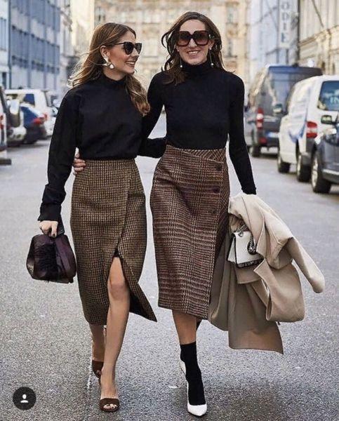 Эти 5 модных хитростей помогали нашим бабушкам казаться выше и стройнее (работает по сей день!)   Мода & Стиль   Яндекс Дзен