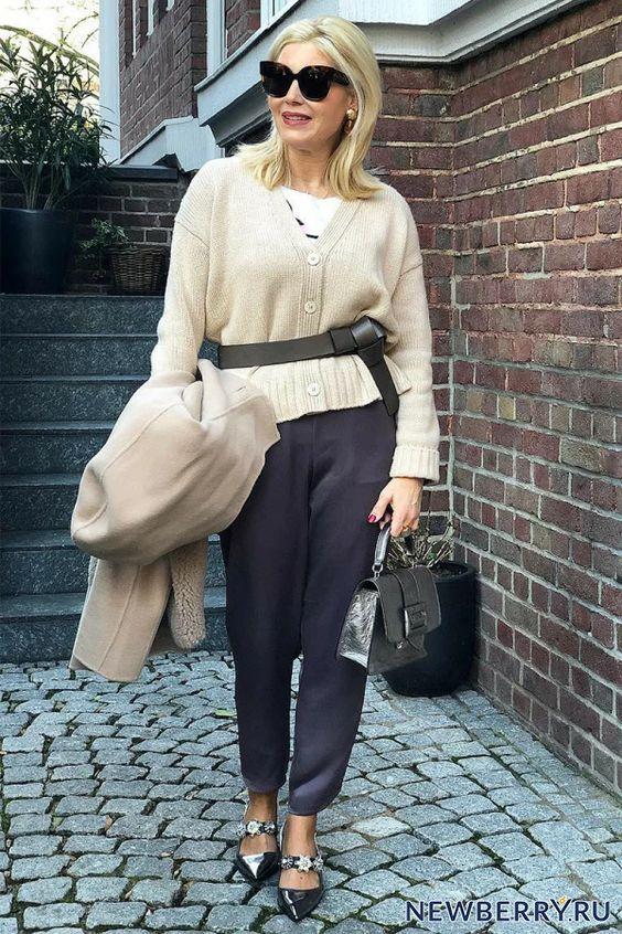 Хитрости от стилистов для женщин элегантного возраста.   Модный Lifestyle   Яндекс Дзен