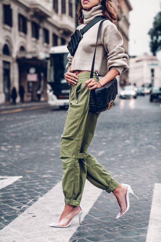 Тренд радар: Карго панталони от модните подиуми | Fashion Inside