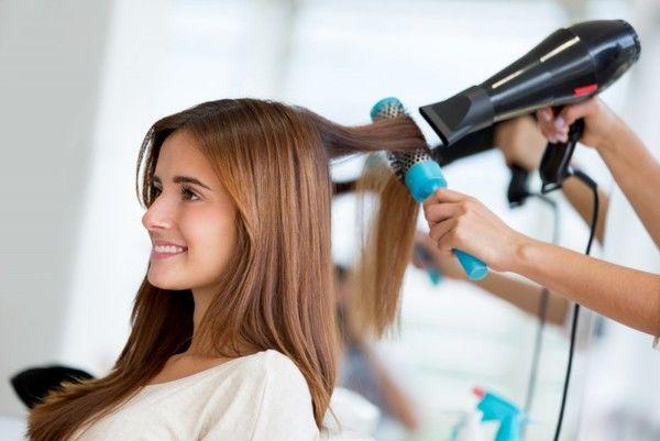 Сушка волос средней длины в Ростове-на-Дону - BLIZKO