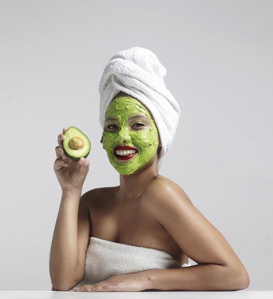 Авокадо для лица, маски из авокадо для лица — www.wday.ru