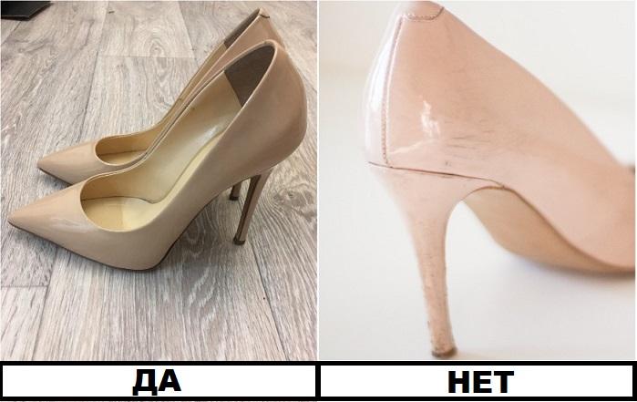 Обувь должна быть красивой и ухоженной