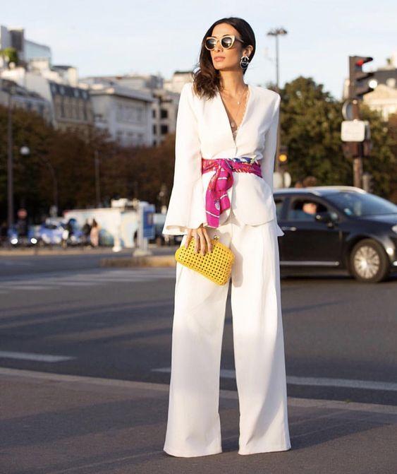 """APFW Spring 19marca o fim do """"mês da moda"""". Durante os nove dias de desfiles em Paris pudemos ver que, assim como em Nova York, Londres e Milão, a estampa animal e as botas reinaram."""