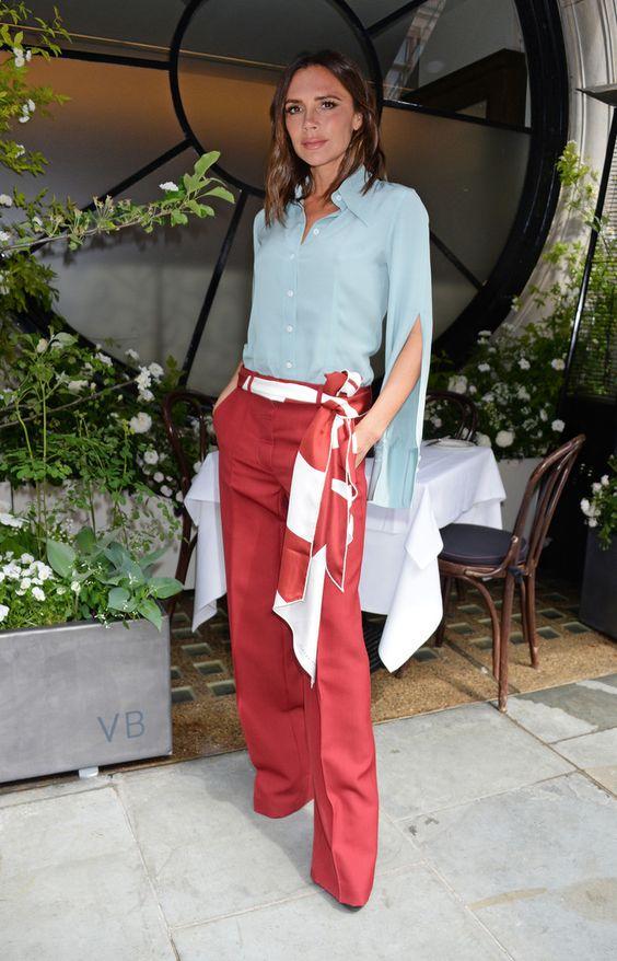 Кого Виктория Бекхэм считает своей модной конкуренткой | Виктория Бекхэм | Фото 6