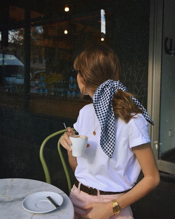 The 15 Freshest Ways to Wear a Bandana, According to Instagram