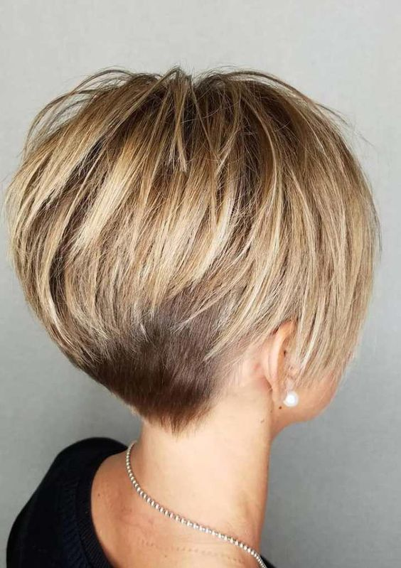Short Hairstyles and Haircuts for Short Hair in 2018 — TheRightHairstyles #shortpixiehairstyles