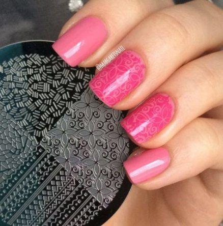 Nails Summer Pink Long 67 Ideas