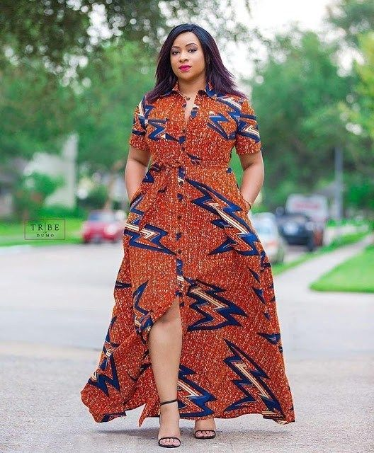 PICK YOUR FAVOURITE ANKARA STYLES AND SHOW IT TO YOUR TAILOR | AnkaraHub.com