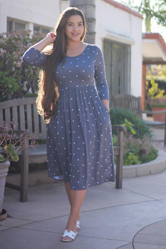 30 платьев-юбок, которые нужно попробовать - Luxe Fashion New Trends