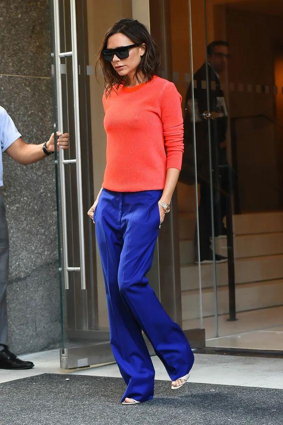 С чем носить темно-синие брюки? Составляем образы | C чем носить? | Яндекс Дзен