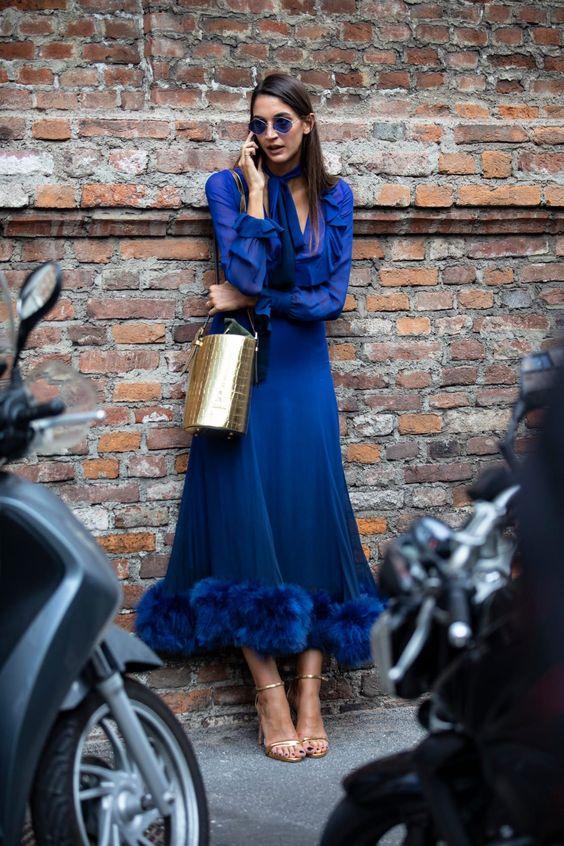 Turtlenecks Were a Street Style Essential on Day 1 of Paris Fashion Week - Fashionista