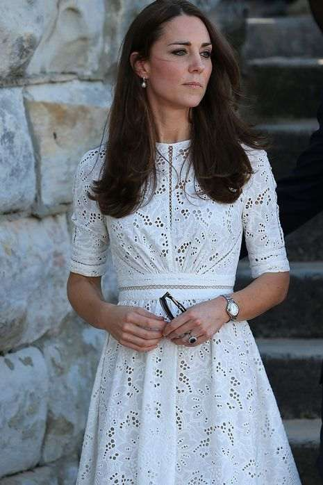 FLUFF: Duchess of Style Kate Middletons best Australian outfits.